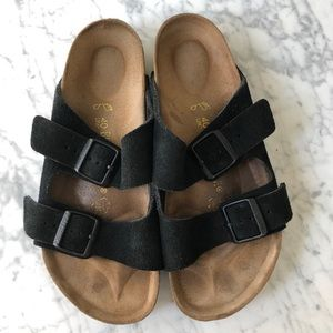🖤BIRKENSTOCK Arizona suede sandals🖤